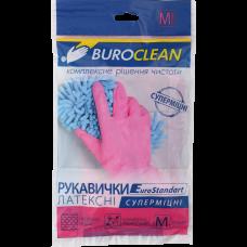 Рукавиці для прибирання, суперміцні, Buroclean M