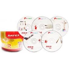 Диск DVD-R Datex 4/7gb 16* 50шт