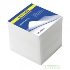 Блок для нотаток 90*90*70 мм не склеяний Jobmax ВМ.2218