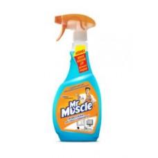 Засіб для миття скла та поверхонь Mr Muscle 500 мл (001013)