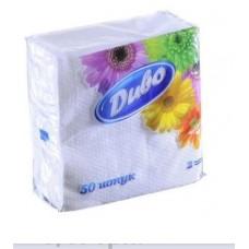 Серветки до столу Диво 1 шар 50шт/упак,в асортименті