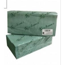 Рушники V-V 170шт зелені Кохавинка