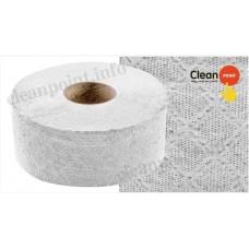 Туалетний папір Джамбо сірий 90m