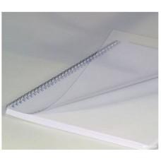 Обгортки прозорі для біндера А4 100шт/уп. 250 мк