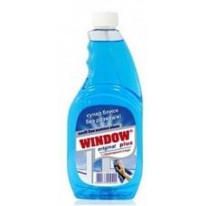 Засіб д/ вікон Window plus 500 гр запаска