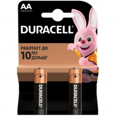 Батарейки duracell aa MN1500 уп.1*2 АА більші