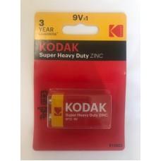 Батарейка Kodak 9V